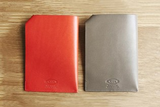 Tod's x Monocle 2011 Passport Holder