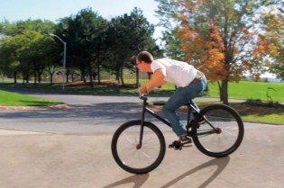 Tom La Marche: Specialized Bicycles Fixed Gear Video