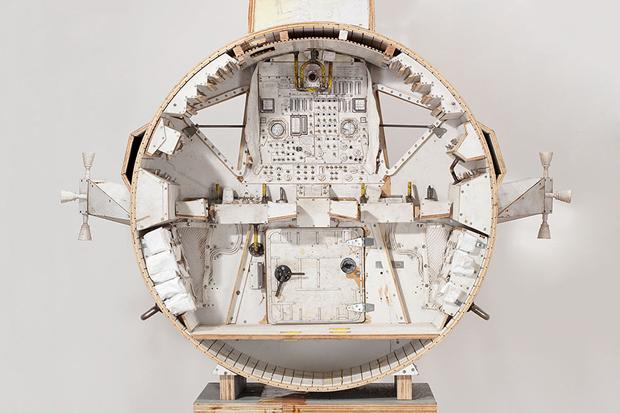 """Tom Sachs """"WORK"""" Exhibition @ Sperone Westwater Gallery"""