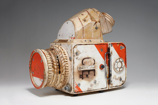 "Tom Sachs ""WORK"" Exhibition @ Sperone Westwater Gallery"