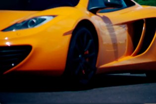 Top Gear: McLaren MP4-12C