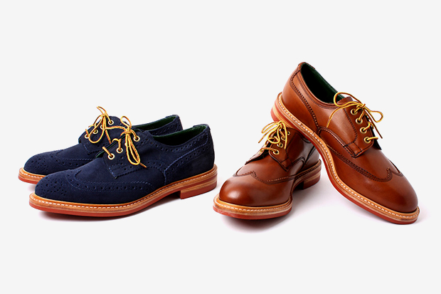Tricker's for SCOUT Capsule Collection