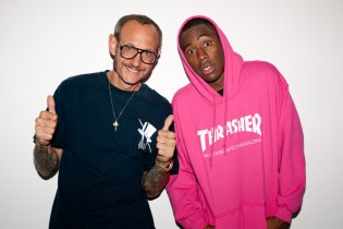 Tyler, the Creator shot by Terry Richardson