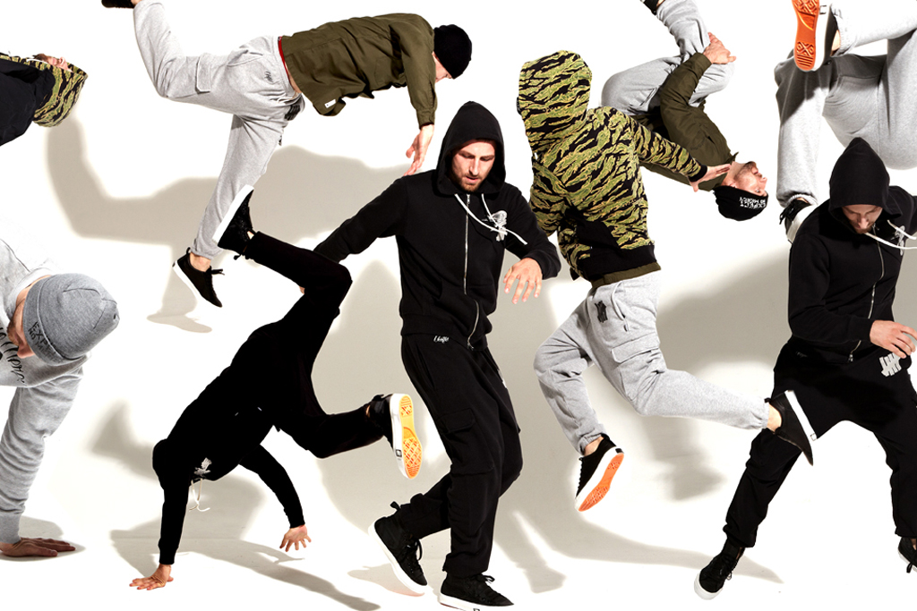 """Undefeated 2011 Holiday """"Expect No Mercy"""" Collection Lookbook"""