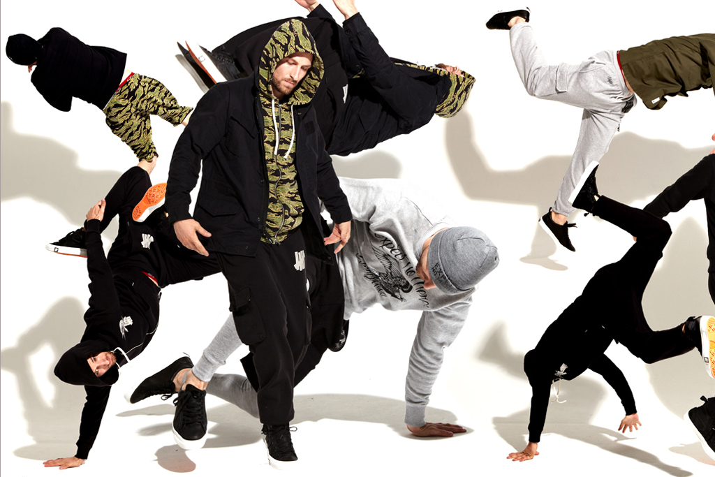"Undefeated 2011 Holiday ""Expect No Mercy"" Collection Lookbook"