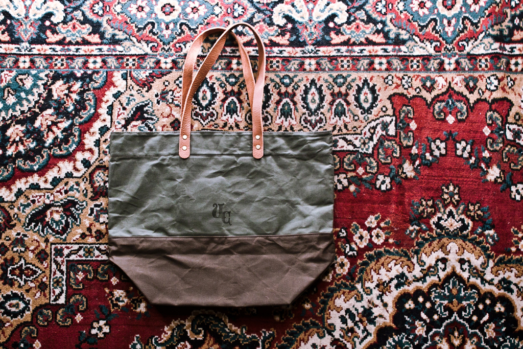 UNDERCOVER 2011 Fall/Winter Tote Bag