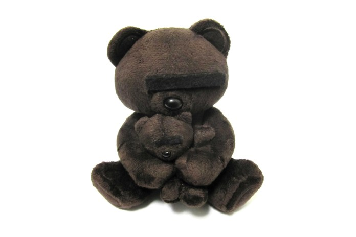 UNDERCOVER Bear Plush Toy