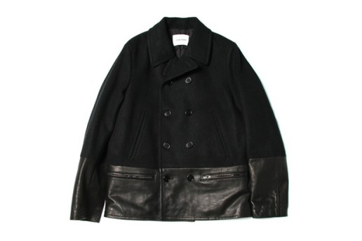 UNDERCOVERISM H4306-1 Pea Coat Jacket