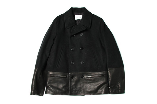 undercoverism h4306 1 pea coat jacket
