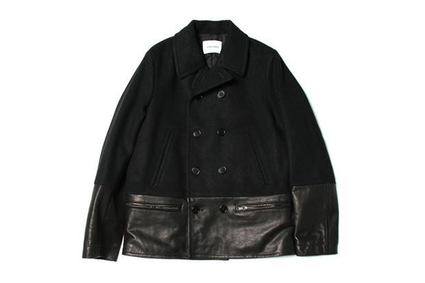 UNDERCOVERISM H4306-1 Pea Coat Jacket