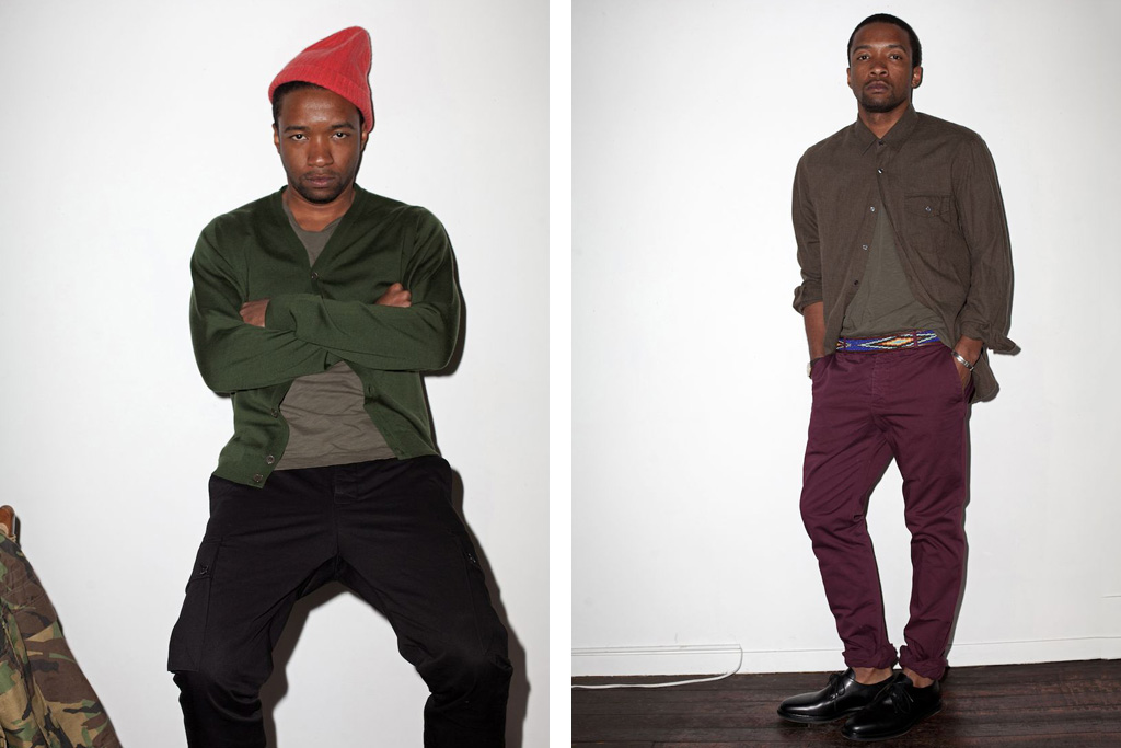 Unis 2011 Fall/Winter Lookbook