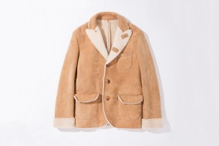 UNUSED Sheepskin Jacket