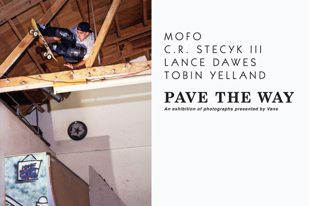 vans dqm present pave the way a photo exhibition