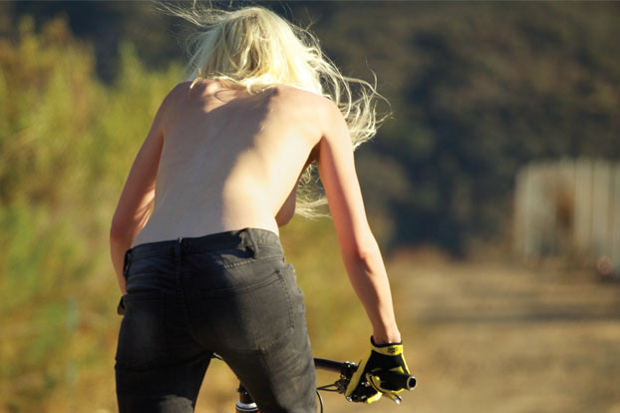 "VICE: ""Babes On Wheels"" Editorial"