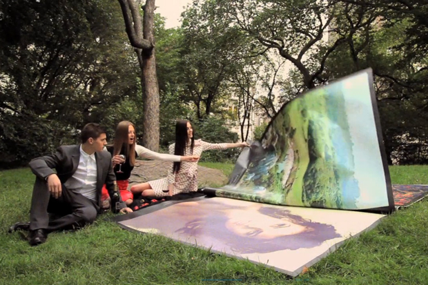 Visionaire Magazine: Larger Than Life Video