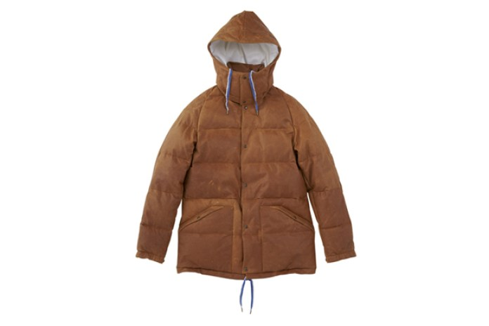 visvim 2011 Fall/Winter ADVENTURA DOWN JACKET