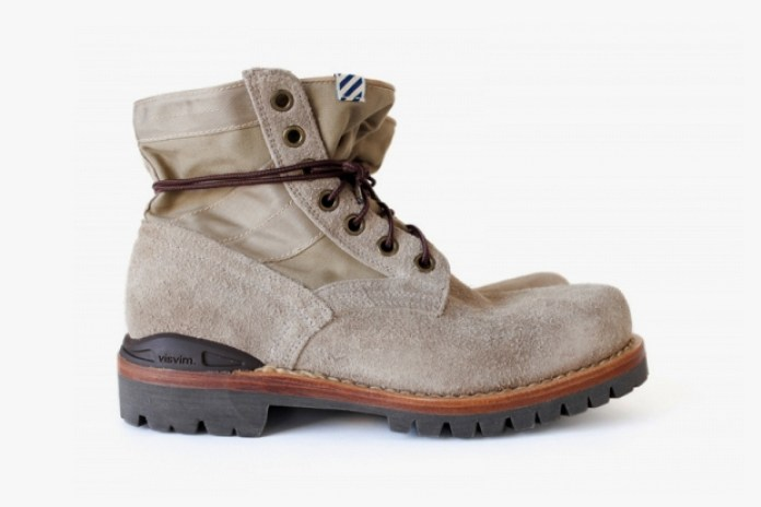 visvim 7 HOLE '73-FOLK