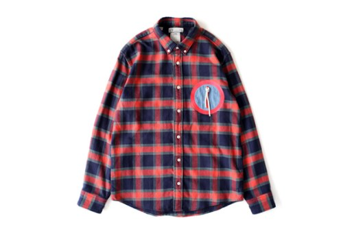 visvim JUNEAU WELD DENIM L/S *F.I.L. EXCLUSIVE