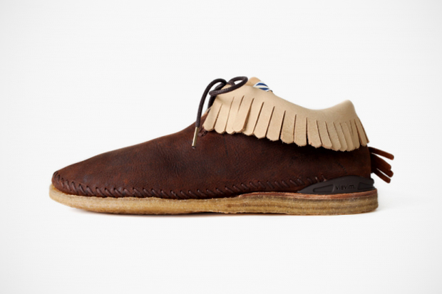 visvim MALISEET SHAMAN-FOLK *F.I.L. EXCLUSIVE
