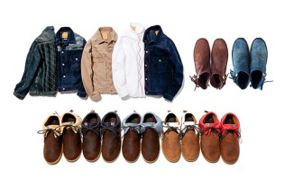 visvim Study and Practice Exhibition Product Releases Vol. 1