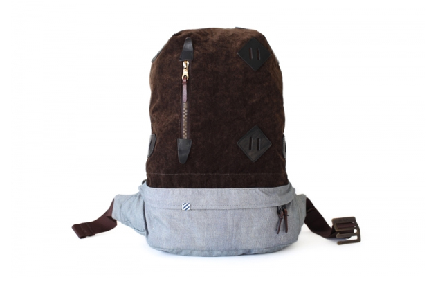 visvim SUMMIT PAPOOSE *F.I.L. EXCLUSIVE Daypacks