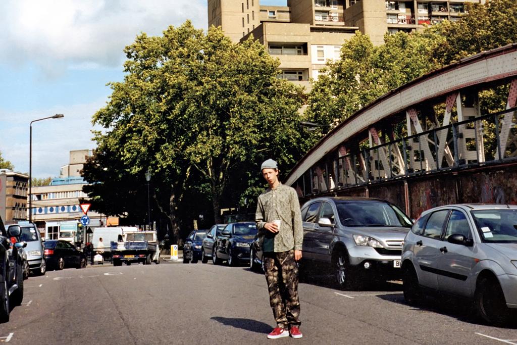 WARP Magazine: Supreme In London Editorial