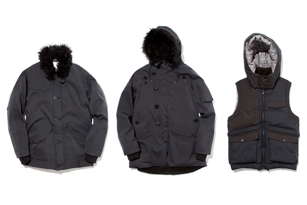 White Mountaineering 2011 Winter New Releases