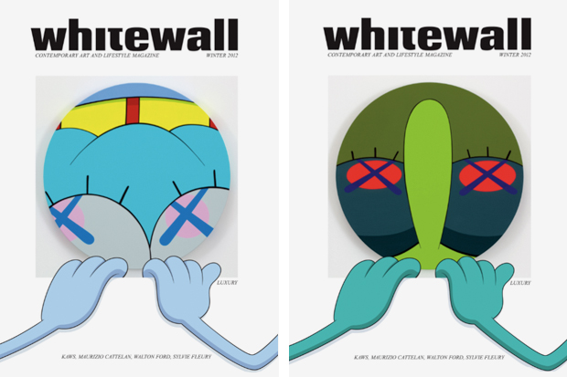 Whitewall Issue 24 featuring KAWS