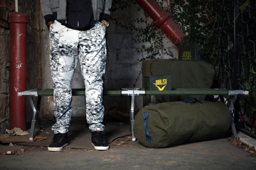 Wish x Publish Wellsworth Pants