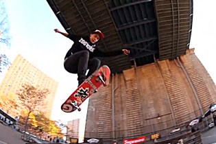 Zoo York: Harold Hunter Day V Video