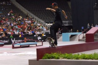 2011 Street League: Best of Chaz Ortiz