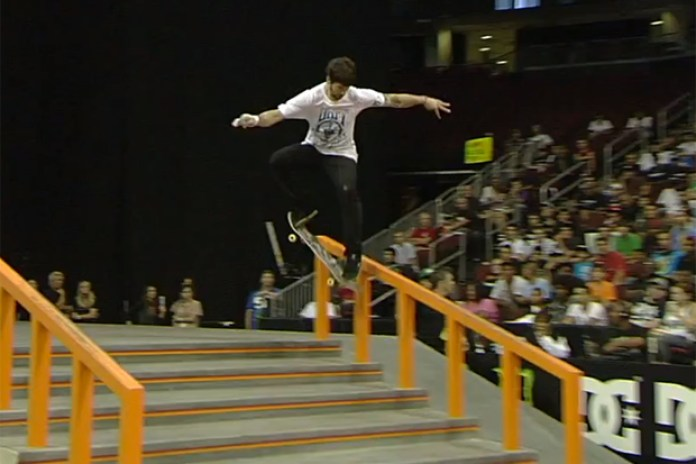 2011 Street League: The Best of Chris Cole