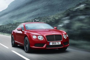 2012 Bentley Continental GT & GTC V8