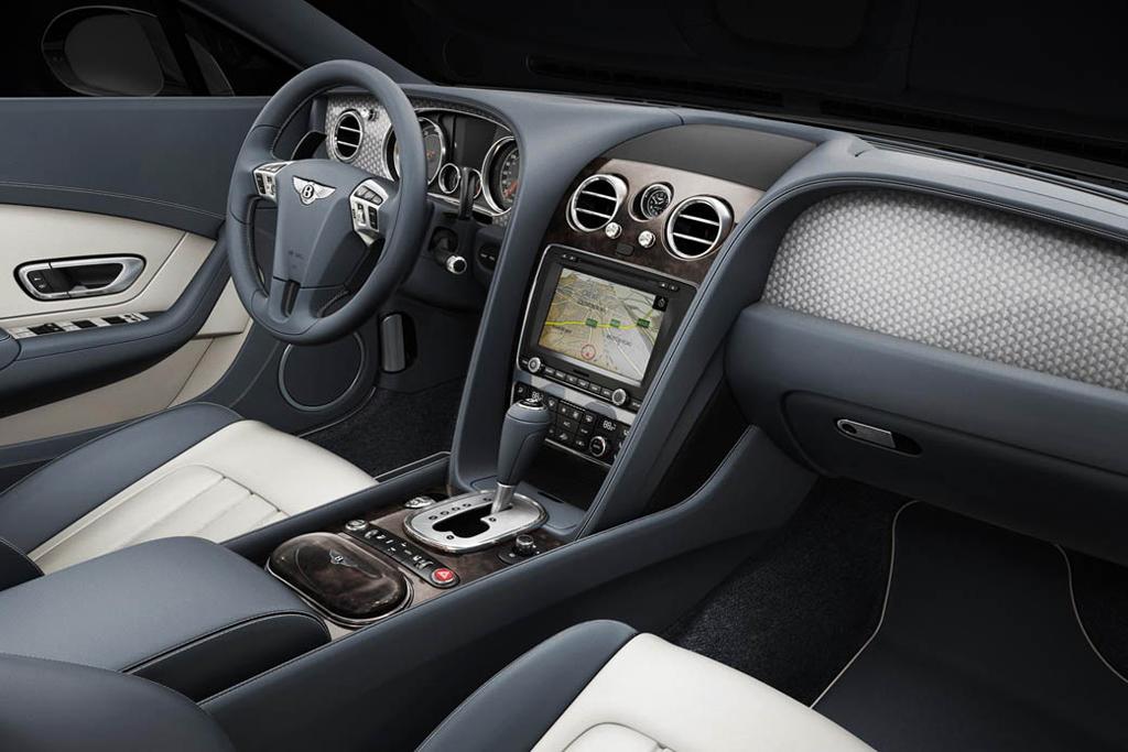 2012 Bentley Continental GT & GTC V8
