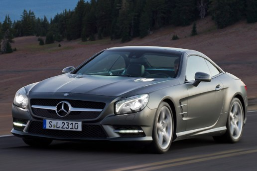 2013 Mercedes-Benz SL Class Videos