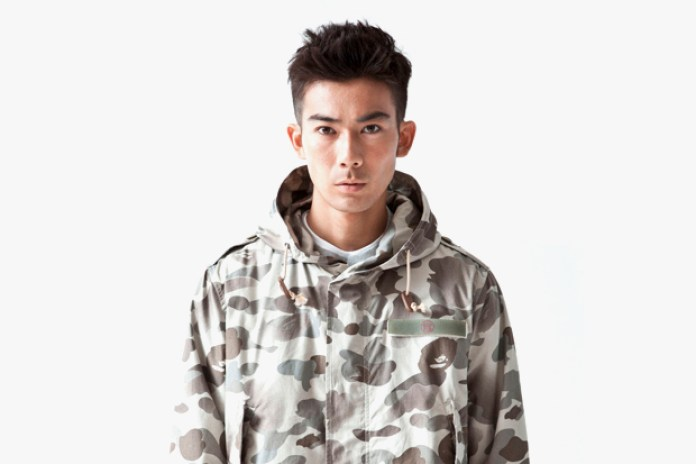 A Bathing Ape 2012 Spring/Summer Lookbook