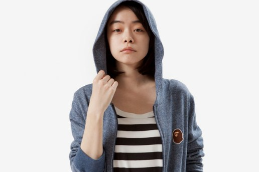 A Bathing Ape Ladies 2012 Spring/Summer Lookbook
