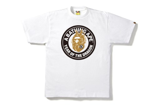 "A Bathing Ape ""Year of the Dragon"" T-Shirt"