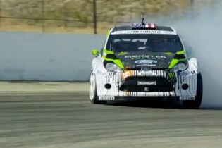 A Day on the Streets of L.A. with Ken Block Video