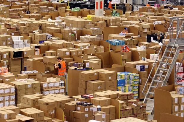 A Look Inside Amazon