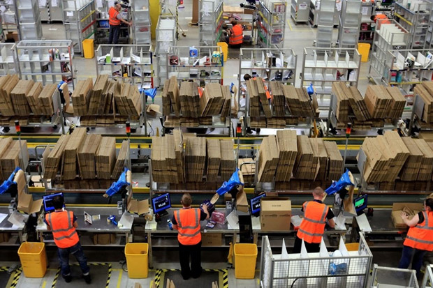 A Look Inside Amazon