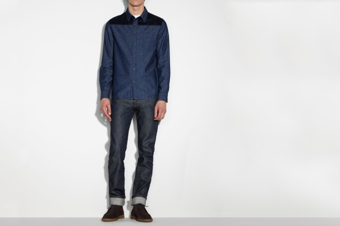 A.P.C. 2012 Spring Pre-Collection