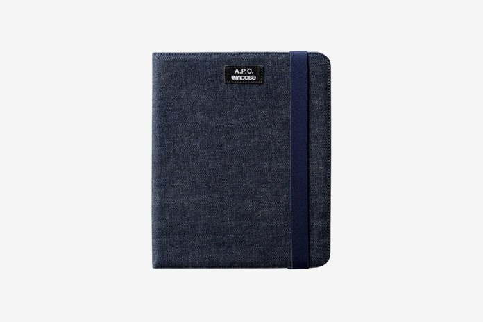 A.P.C. x Incase iPad 2 Book Jacket