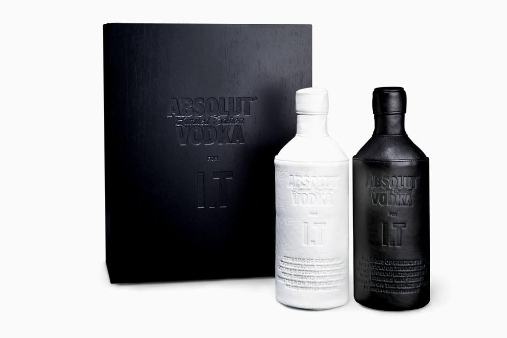 absolut vodka x i t boxset