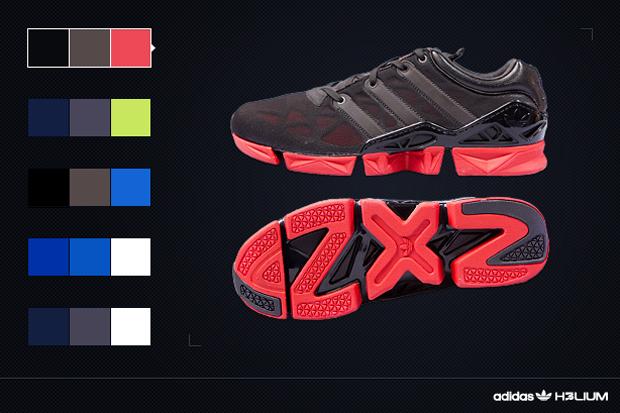adidas Originals H3LIUM ZXZ Runner Collection