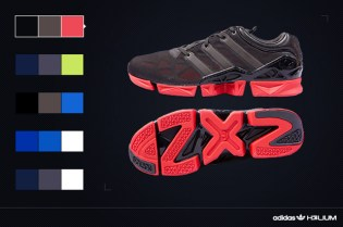 adidas Originals H3LIUM ZXZ Runner Collection