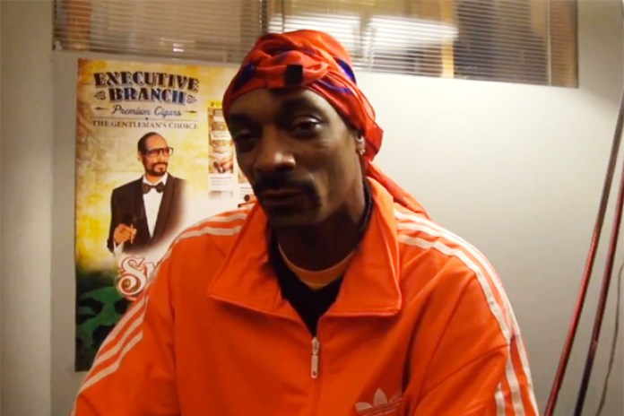 adidas Originals 2011 Holiday Hookup Video Campaign featuring Snoop Dogg