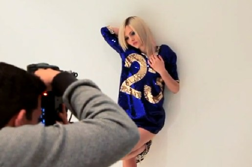 Jeremy Scott x adidas Originals by Originals 2012 Spring/Summer Collection Behind-the-Scenes Video