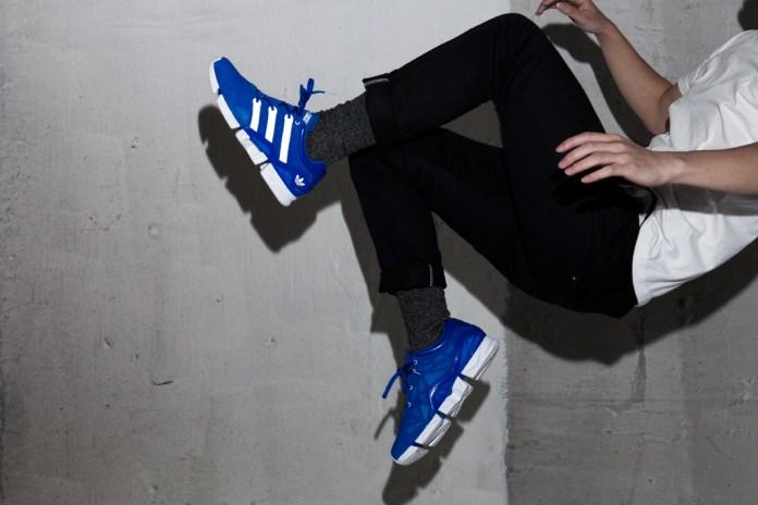adidas Originals H3LIUM ZXZ Runner Lookbook