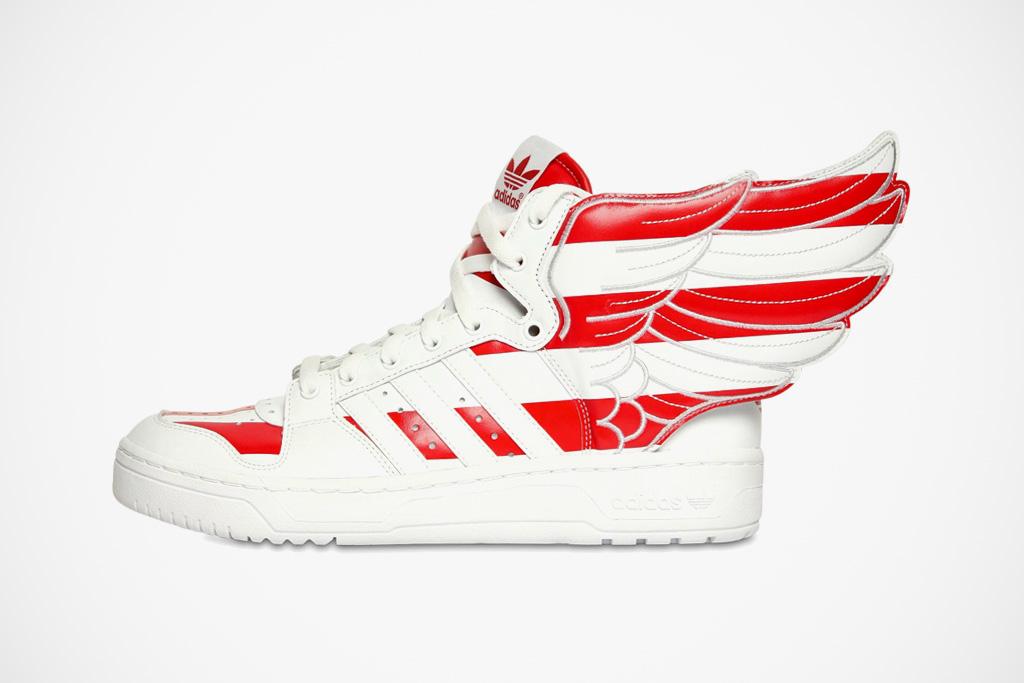 "adidas Originals by Originals Jeremy Scott JS Wings ""Air Force Flag"" Pack"